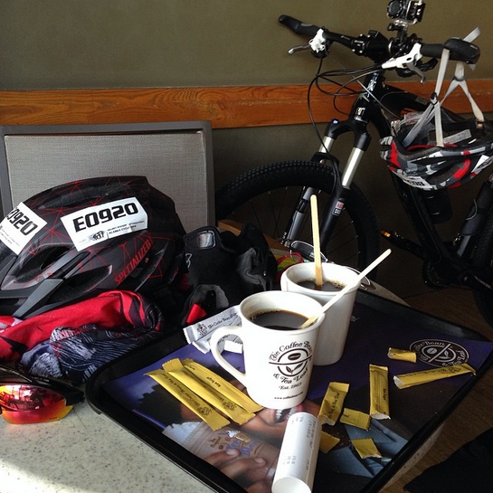After the Ride | The Coffee Bean & Tea Leaf