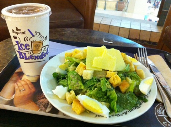 A Favorite Coffee Place | The Coffee Bean & Tea Leaf